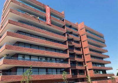 Edificio Los Castaños